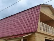 Ачинск: малоэтажное строительство ООО Индустар строим дома дачи под ключ (от планировки участка , фундамент помещение крыша) с круглого леса так и с бруса ,
