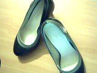 Альметьевск: продам туфли 36 размер; черные