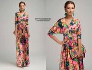 Красивое длинное нарядное платье, 44-46 размер ( совершенно новое) Продается новое длинное нарядное платье, заказала для себя через интернет-магазин, , Альметьевск - Женская одежда