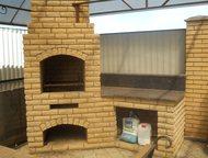 услуги каменщика выполню работы любой сложности: фасады, заборы, печи , камины, барбекю. Качественно, без посредников, Альметьевск - Строительство домов, коттеджей