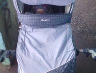 коляска зима-лето трансформер Продам коляску зима-лето трансформер. В хорошем состоянии! Имеется переноска+сумка. Все вместе 3000., Альметьевск - Детские коляски