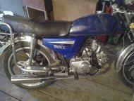 Запчасти продам Продаю на запчасти мотоцикл ирбис Virago / мотоцикл на ходу \только нет задних тормозов и проводку надо перебрать полностью и требует , Ангарск - Мотоциклы