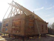 Продается новый строящийся дом Продается новый строящийся дом 140квм из профилированного бруса. 1 этаж 70 квм + веранда 20 квм, зал, кухня, две спальн, Арзамас - Купить дом