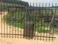 Арзамас: секции для забора Продаем заборные секции от производителя.   Каркас сварен из профиля 30*30мм, обшит либо сеткой рабицей (размер ячейки сетки 50*50 м