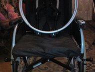 продаю инвалидное кресло каталку продаю инвалидное кресло каталку 50 см ширина сиденья 100-125 кг вес облегченка б, у в хорошем состоянии 3500 торг . , Астрахань - Медицинские приборы
