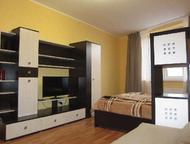 Однокомнатная квартира Куликова 79 Сдам однокомнатную квартиру в новом элитном доме на длительный срок. В квартире холодильник, стиральная машина, каб, Астрахань - Снять жилье