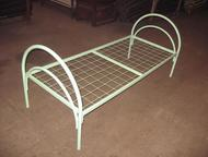 Липецк: Кровати металлические Односпальные металлические кровати и двухъярусные металлические кровати по низким ценам от производителя. Фирма Металл-кровати п