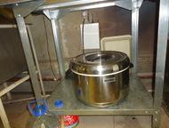 Екатеринбург: Пищевой термоконтейнер Zojirushi RDS Продается абсолютно новый пищевой термоконтейнер, не использовался.   Большой выбор торгового и холодильного обор