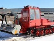 Самоходный гусеничный мульчер Онежец-390 Deniscimaf Базовый трактор Онежец-300  - Двигатель 132 кВт/180 л. с. ,   - Ширина гусениц 600 мм,   - Насос п, Санкт-Петербург - Мульчер