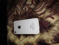 Хабаровск: Продам 4 айфон Продам 4 айфон, белый, в хорошем состоянии, не дорого!