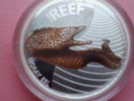 Хабаровск: Меняю или продам монеты Меняю на равноценную или продам монеты с изображением рыб, серебро и медно-никель, цена от 900 и более. интересуют только рыбы