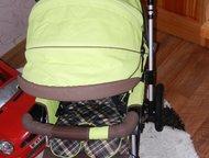 Хабаровск: продам коляску б/у это зимняя прогулочная коляска, предназначения для детей с 6 месяцев и примерно до 3-х лет (до 18 кг).   Детскую коляску Jetem Cast