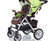 продам коляску б/у это зимняя прогулочная коляска, предназначения для детей с 6 месяцев и примерно до 3-х лет (до 18 кг).   Детскую коляску Jetem Cast, Хабаровск - Детские коляски