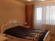 Ханты-Мансийск: Однокомнатная квартира, Промышленная 1 посуточно Квартира полностью меблирована.   Есть вся быт. техника  Wi-Fi  Спутниковое телевидение.   До центра