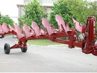 Специальное предложение Плуг 8-ми корпусный полунавесной оборотный ПО-8-40 Предназначен для гладкой вспашки различных почв под зерновые и другие техни, Ижевск - Почвообрабатывающая техника