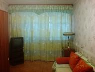 Сдается Комната, ул, 40 лет Победы(Ашан) Комната в 2 кв-ре, (Ашан)  вся необходимая мебель, хол, стир. авт, интернет,   хорошее состояние,   на длит. , Ижевск - Снять жилье