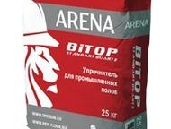 Сухая смесь «BiTop Standart» BiTop Standart – сухая затирочная напольная смесь, применяемая в промышленных условиях, где напольное покрытие подвержено, Ижевск - Строительные материалы