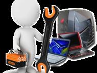 Любые компьютерные работы в Энгельсе Переустановка Windows, установка антивируса, чистка от вирусов и пыли, предотвращение перегрева, замена термопаст, Энгельс - Ремонт компьютеров, ноутбуков, планшетов