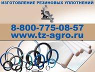 Торцевые уплотнения Изготовление манжет и колец круглого сечения предлагает Резинотехническая компания Агросервис-Москва. Высокоточное оборудование по, Кемерово - Автомагазины (предложение)