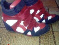 Ботинки на платформе Ботинки новые, Кемерово - Женская обувь