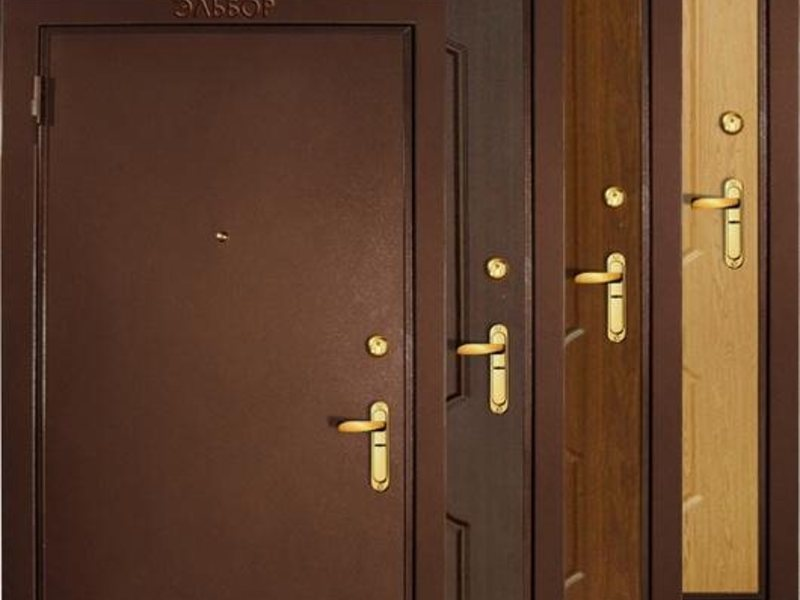 стальные двери и ворота сергиев посад цена