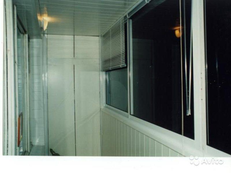 Выполним отделку балкона, лоджии. материал в краснодаре.