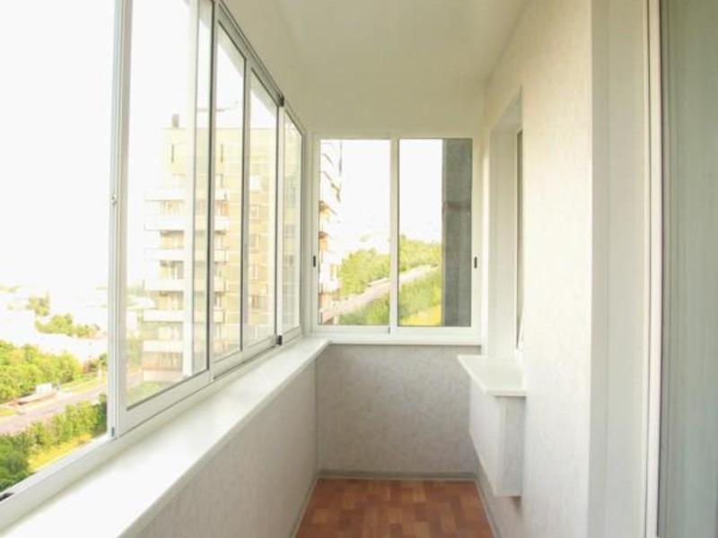 Расширение и внутренняя отделка балконов. в краснодаре.