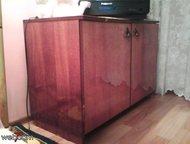Продам тумбу под телевизор Продам тумбу под TV.   Вместительную изнутри, лакированную, блестящую.   имеются снаружи, небольшие коцки!   по цене :  250, Красноярск - Мебель для спальни