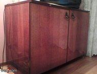 Красноярск: Продам тумбу под телевизор Продам тумбу под TV.   Вместительную изнутри, лакированную, блестящую.   имеются снаружи, небольшие коцки!   по цене :  250