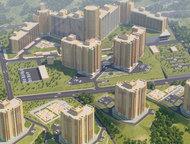 Красноярск: Инвестор- продает 2-3комн. продам- 2-3комн. долевое жк. Эдельвейс-5очер (Студгородок) 5/14-кирпич-93м. получистовая. дом-Сдан