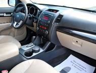 Красноярск: Kia Sorento, ОТС *Доп. установили: передние парктроники, сигнализация с автозапуском, ветровики+дефлектор капота, резиновые ковры в салоне и багажнике