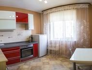 Сдам квартиру на 78 Добровольческой бригады, 11 посуточно Великолепная 1-комнатная квартира в тихом, спокойном районе Красноярска. Прекрасный вид из о, Красноярск - Снять жилье