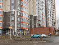 Красноярск: 12,5 кв, м и 26 кв, м в микрорайоне Покровский Первая линия, отлично просматривается с дороги, мимо проходит дорога внутрь двора, отличная возможность