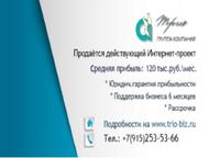 Продаётся действующий Интернет-сервис с прибылью Проект включает 2 сервиса без аналогов в Интернете: рекламный сервис и сервис по ре-дизайну сайтов. О, Красноярск - Разное