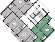 Красноярск: Инвестор- продает 2-комн, долевое М, годенко-3оч( р-н Копылова) продам- 2комн. долевое М. Годенко-3оч ( Киренского- М. Годенко) 5/14-панель-68м/32/16.