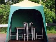 Палатка торговая быстроскладная палатки торговые полуавтоматы, отечественного производства,   быстроскладные, из палаточной ткани OXFORD-240,   с водо, Уфа - Разное