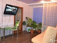 Ленинск-Кузнецкий: Продам квартиру 2 комн. бл. квартира, центральный р-он, в квартире ремонт, теплая. в середине дома и очень солнечная даже зимой, кабельное ТВ и интерн