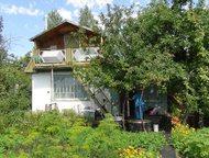 продам сад Металлург - 2 сад на 6 сотках, продается с мебелью и всей утварью. дом 4х5, 2 этажа.   1 - заливной из бетона, 2 - железный каркас обшитый , Магнитогорск - Сады