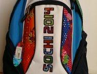 продам новый рюкзак новый рюкзак фирмы Bosco c вышитым логотипом Сочи2014, Москва - Школы