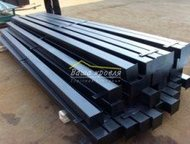 Арзамас: столбы металлические для заборов столбы металлические для заборов  Металлические столбы для заборов, покрытые грунтовкой черного цвета. Сверху имеется