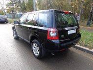Москва: Продаю Land Rover Freelander 2 sTD4 2009г 2, 2л 160л, с, АКПП Land Rover Freelander 2  2009г. в.   внедорожник 5-и дверный   черный металлик  двигател