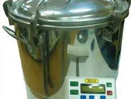 Автоклавы для консервирования рыбы и не только Бытовой автоклав на 22-125л для домашнего консервирования мяса, рыбы, овощей, фруктов, грибов. Производ, Москва - Рыбалка