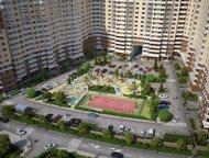 Москва: Квартира-студия в Подмосковье Продается без посредников, квартира-студия в Одинцово, в новом жилом микрорайоне «Одинбург». Площадь квартиры: 36, 1 кв.