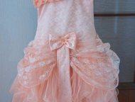 Платье бальное р 104-116 Платье бальное р 104-116  Пожалуйста, сообщите продавцу что Вы нашли объявление на сайте, Москва - Детская одежда