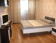 1-ком квартира посуточно Сдам 1-ком квартиру посуточно в Ульяновске, 15 этаж 19-ти этажного дома с видом на Волгу в Ленинском районе, площадь 55.   Кв, Ульяновск - Снять жилье