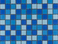 Казань: Мозаика стеклянная Interio Room Стеклянная мозаика в Уфе входит в число самых популярных способов облицовки стен. И это не удивительно, ведь она облад