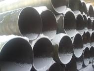 Сургут: Продам б/у трубы разных диаметров Трубы б/у:  273х5-6 – п/ш, нефть;  273х6-7 – п/ш, нефть, пленка, под восст;   325х7-8 – п\ш, солярка, под восст;  37