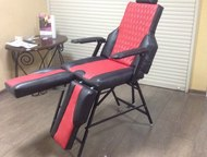 Кресло для педикюра (Анатомическое) Педикюрное кресло с анатомией от производителя. Регулирующиеся подлокотники,   Регулировка каждой ноги и спинки от, Москва - Производство мебели на заказ
