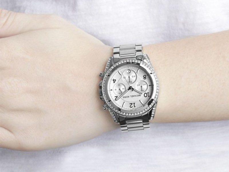 часы michael kors серебряные всего выбирать
