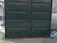 продам контейнер 20 фут Продам контейнер 20 фут б/у, в хорошем состоянии переделанный под гараж.   Цена 90. 000 тыс. руб., Находка - Мебель и интерьер - разное
